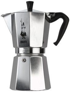 12 Tassen Espressokocher