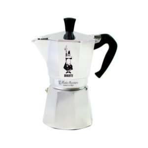 6 Tassen Espressokocher