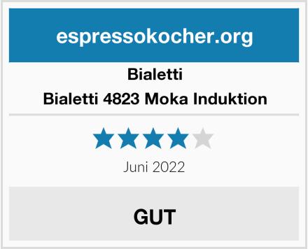 Bialetti Bialetti 4823 Moka Induktion Test