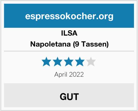 ILSA Napoletana (9 Tassen) Test