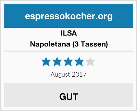 ILSA Napoletana (3 Tassen) Test