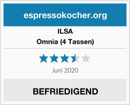 ILSA Omnia (4 Tassen) Test