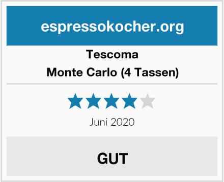 Tescoma Monte Carlo (4 Tassen) Test