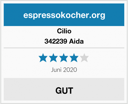Cilio 342239 Aida Test