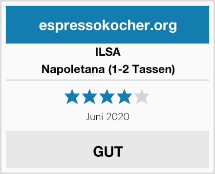 ILSA Napoletana (1-2 Tassen) Test