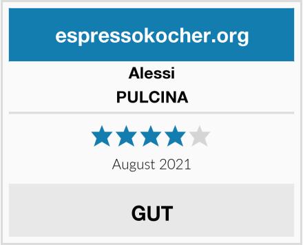 Alessi PULCINA Test