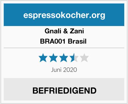 Gnali & Zani BRA001 Brasil  Test