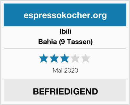 Ibili Bahia (9 Tassen) Test