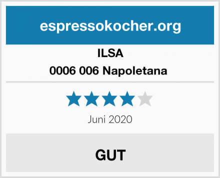 ILSA 0006 006 Napoletana  Test