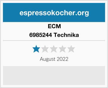 ECM 6985244 Technika Test