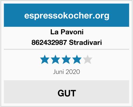 La Pavoni 862432987 Stradivari Test