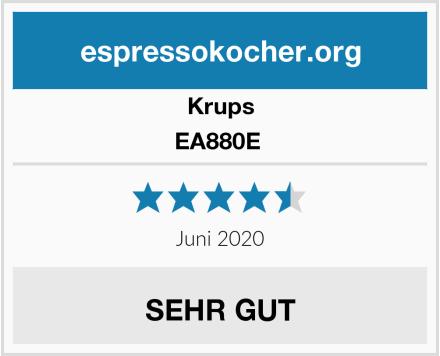 Krups EA880E  Test