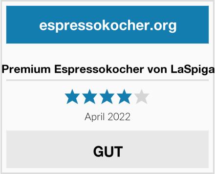 Premium Espressokocher von LaSpiga Test