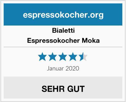 Bialetti Espressokocher Moka Test