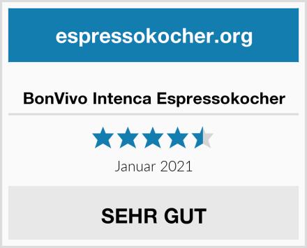 BonVivo Intenca Espressokocher Test