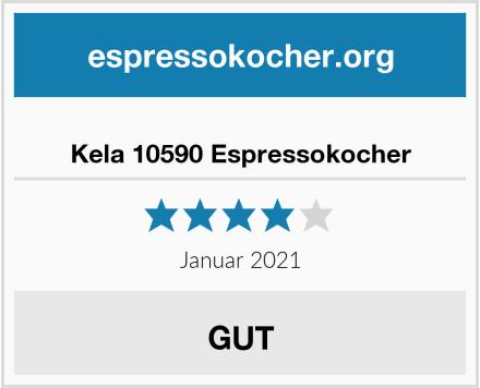 Kela 10590 Espressokocher Test