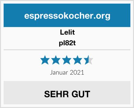 Lelit pl82t Test