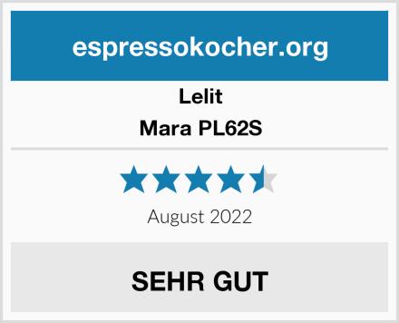 Lelit Mara PL62S Test