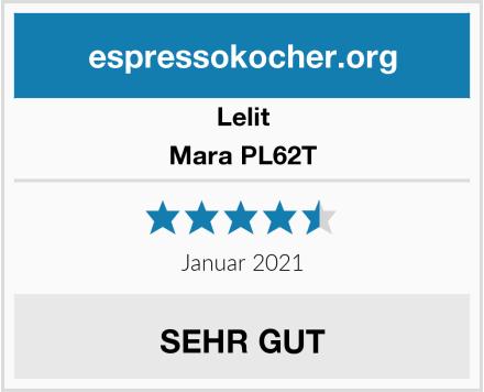 Lelit Mara PL62T Test