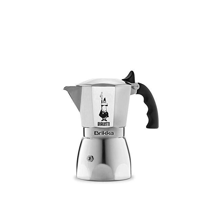 Bialetti 6188 Espressokocher 2 Tassen