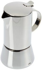 Edelstahl Espressokocher