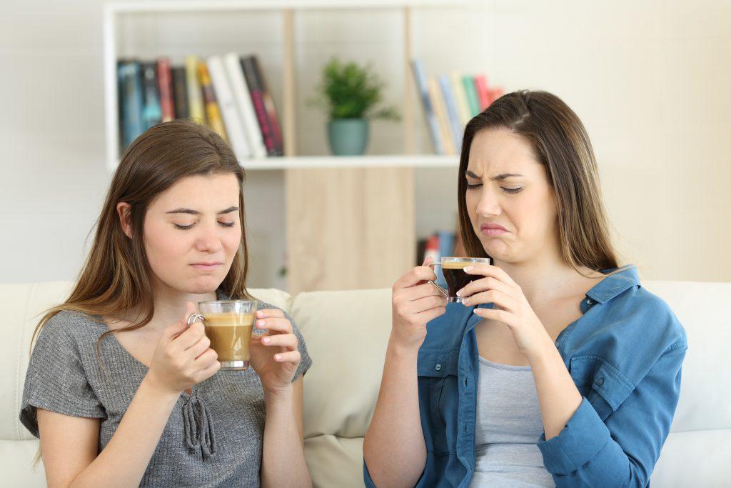 Espresso Zu Bitter