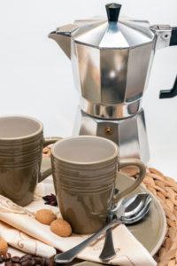 So wird der Dichtungsring eines Espressokochers gewechselt