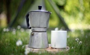 Espressokocher entkalken - so geht´s