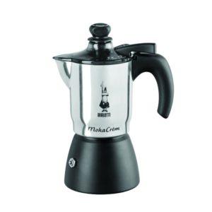 Espressokocher mit Cremaventil