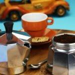 Reinigung und Pflege eines Espressokochers