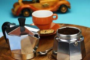 Espressokocher - Reinigung und Pflege