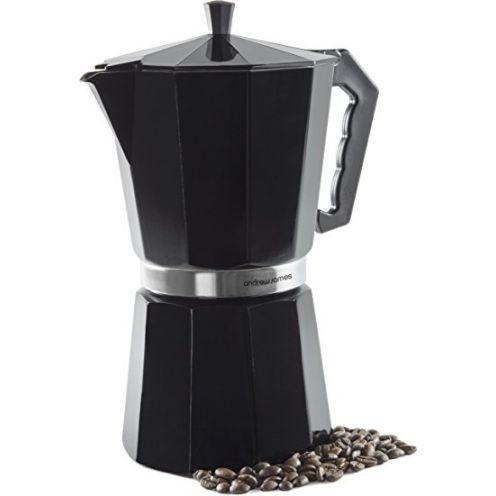 Andrew James 12 Tassen Espressokocher