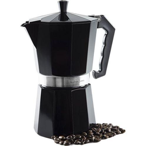 Andrew James 9 Tassen Espressokocher