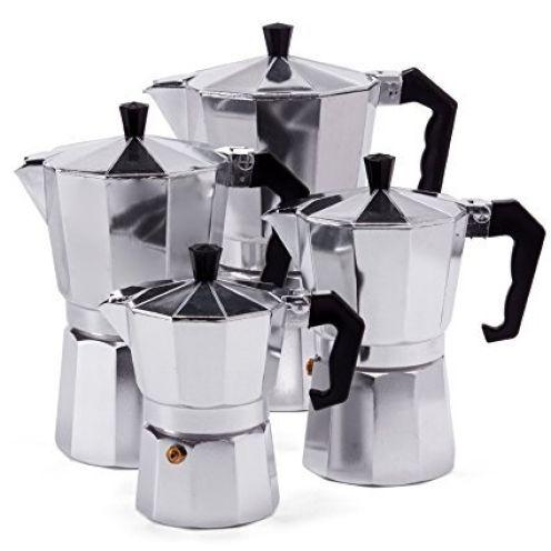Oxid7 Espressokocher (12 Tassen)
