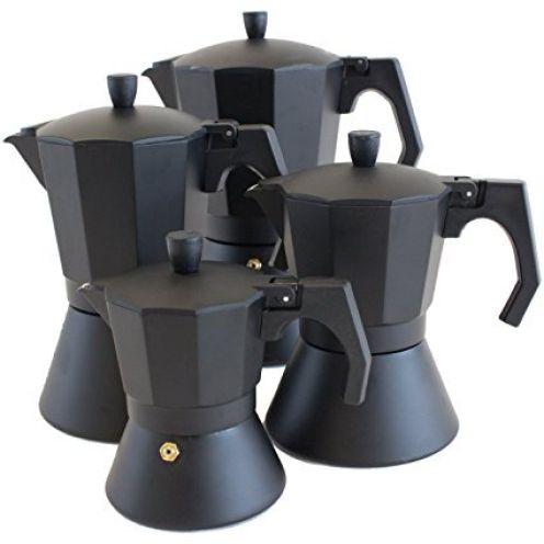 Oxid7 Italienischer Espressokocher (12 Tassen)